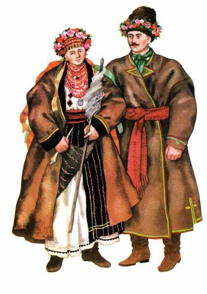 Весільний одяг Східного Поділля